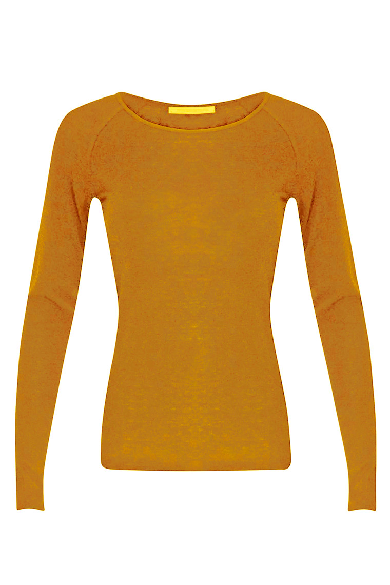 Coster Copenhagen B0004 LONG SLEEVE CURRY