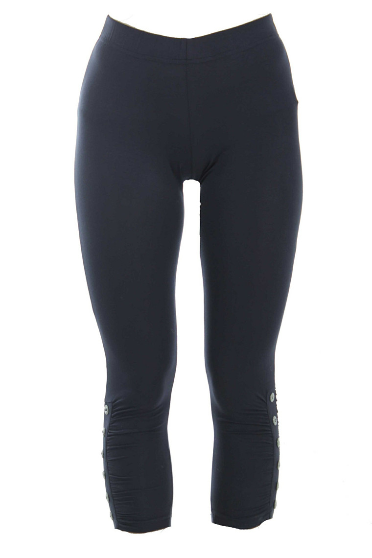 IN FRONT BINA LEGGINGS MARINE