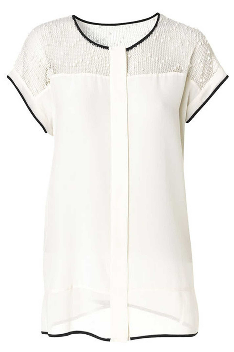 By Malene Birger CARMENCITA Q56912051 OFF WHITE