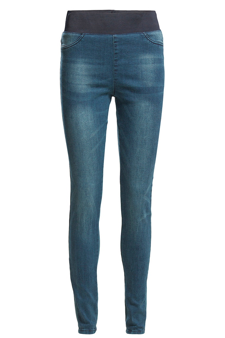 FreeQuent SHANTAL-PA-DENIM 114632 BLÅ DENIM