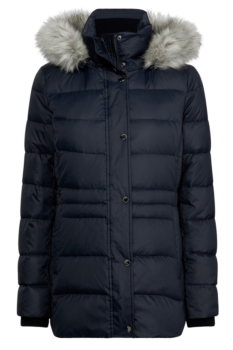 TOMMY HILFIGER NEW TYRA JKT Navy