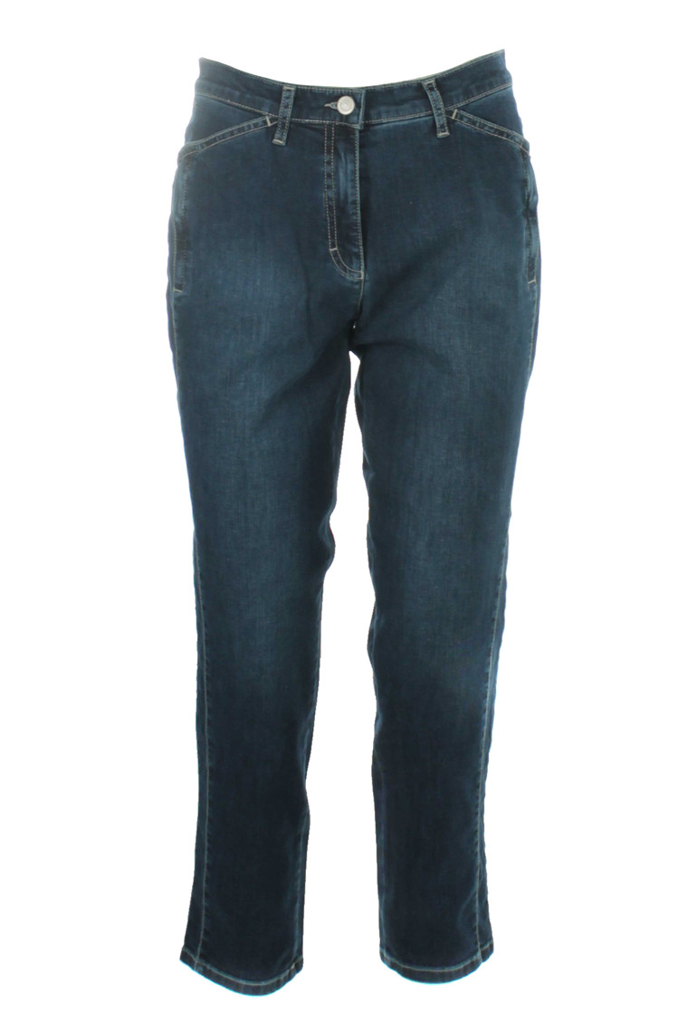 BRAX CAROLA S GALON 6108 BLÅ DENIM