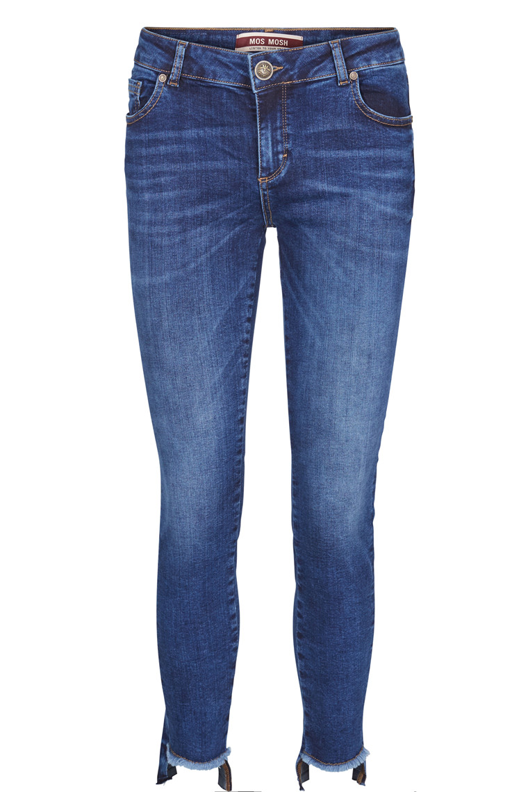 MOS MOSH SUMNER STEP 119400 BLÅ DENIM