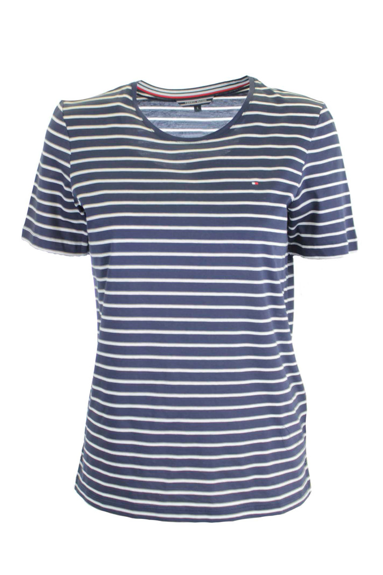TOMMY HILFIGER CONNY C-NK STRIBET
