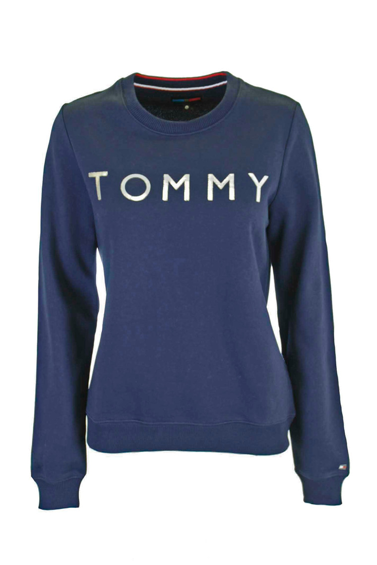 TOMMY HILFIGER TH ATH SWEA THIRT LS Navy