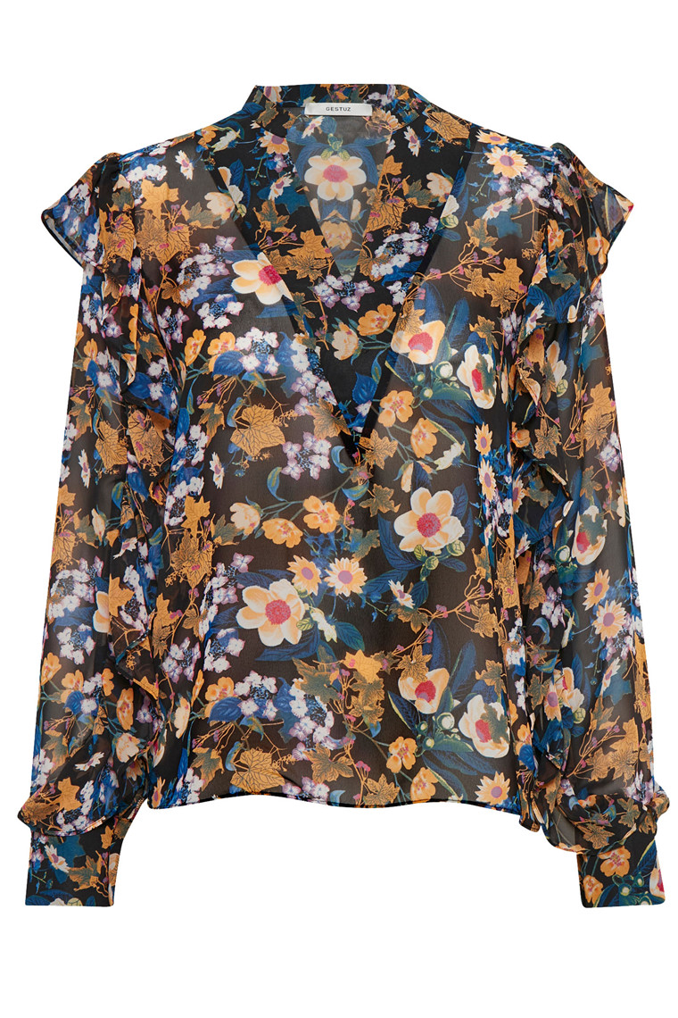 GESTUZ FALLY BLOUSE 10902004 BLOMSTRET