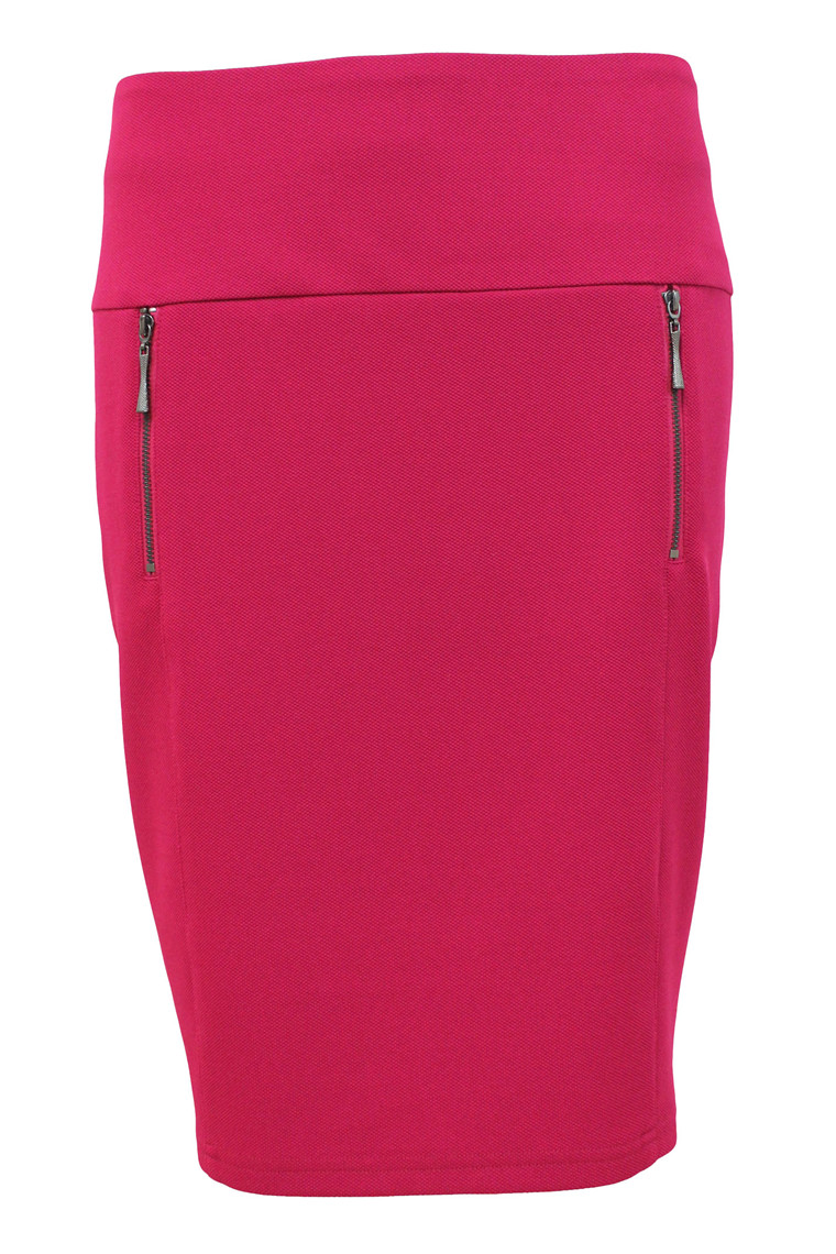 IN FRONT IZA SKIRT 12374 PINK