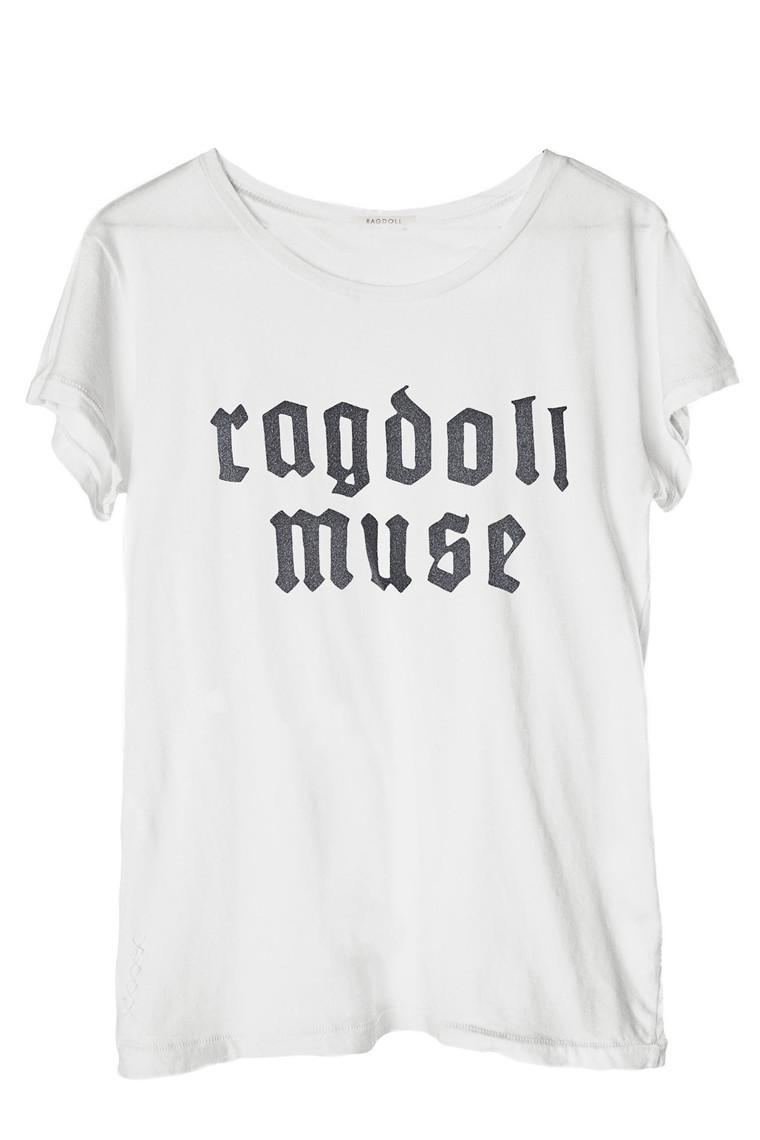 RAGDOLL MUSE HVID