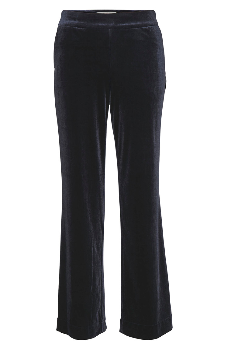 GESTUZ DELANEY PANT 10901546 Navy