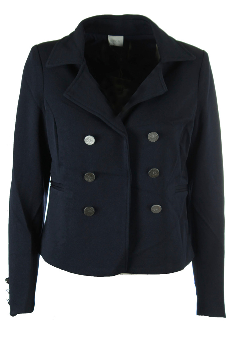 IN FRONT ITZA SHORT JACKET 12373 Navy