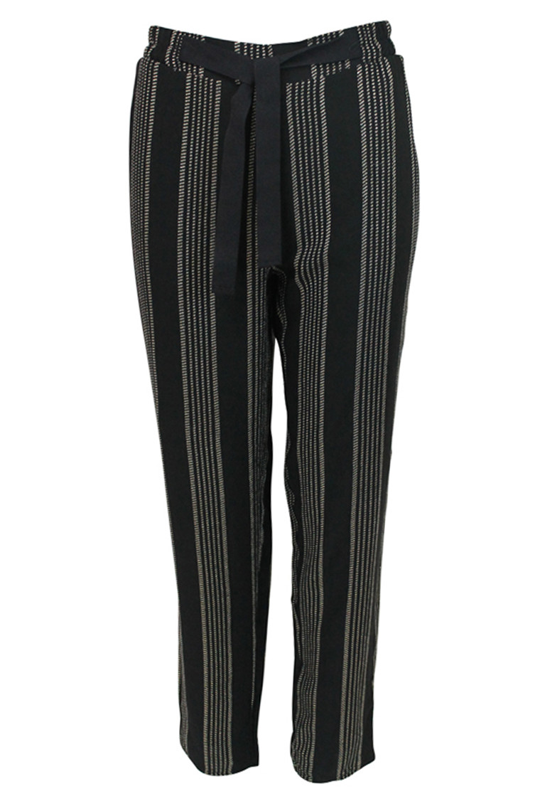 IN FRONT JEANNE GOLD PANT 12516 SORT