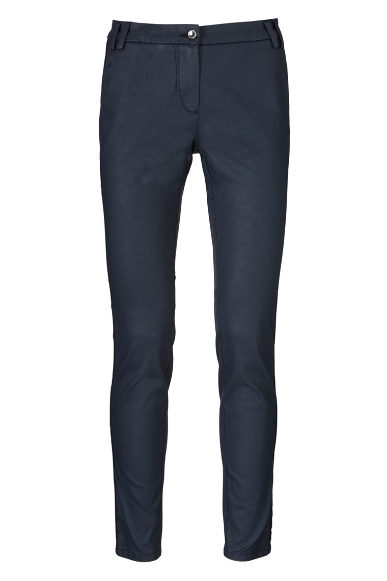 GUSTAV 25015 COATED LONG Navy