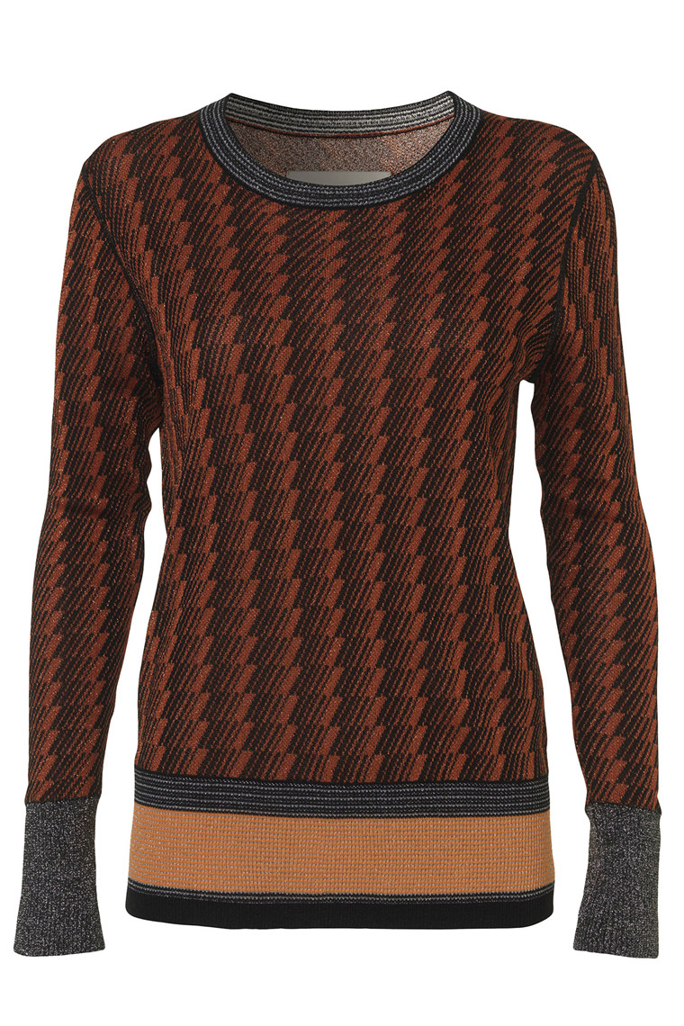 By Malene Birger BILIJEAN Q64259001 ORANGE