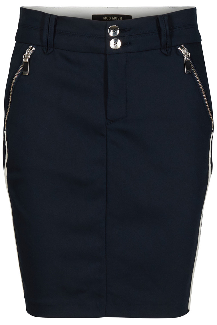 MOS MOSH MILTON GRACE SKIRT 122060 Navy