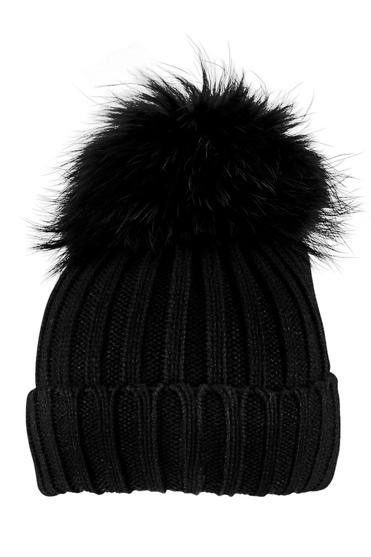 ROCK´N BLUE HAT RIB KNIT 21166-9451 SORT