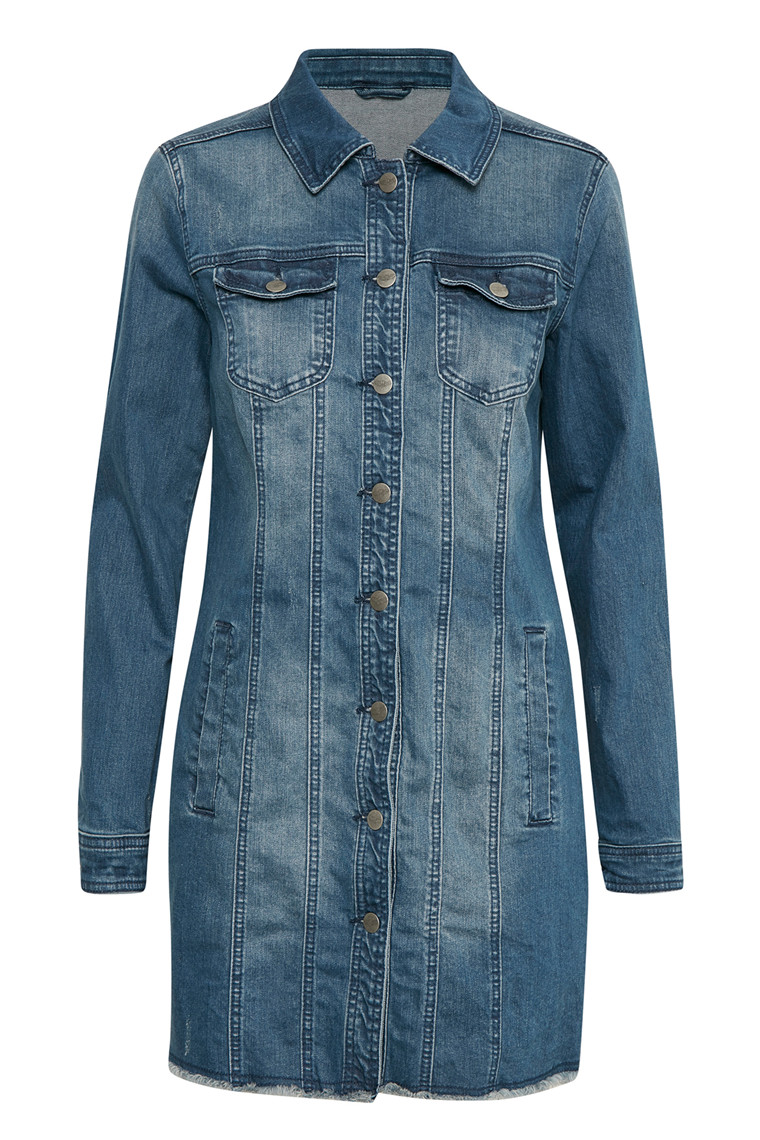 DENIM HUNTER LY DENIM 10701444 BLÅ DENIM