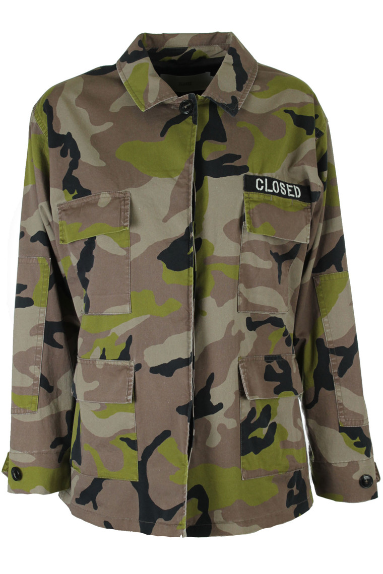 CLOSED C97701-65K-20 CAMOUFLAGE