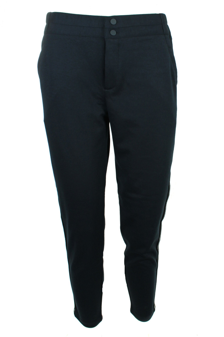 FreeQuent NANNI-ANKLE-PA-LUREX TAPE Navy