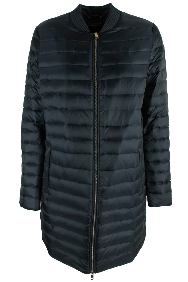 TOMMY HILFIGER BELLA LW DOWN COAT 23527 Navy