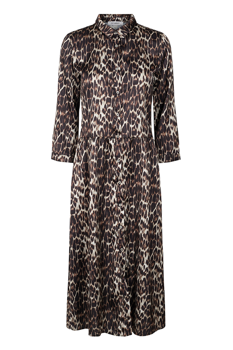 CO'COUTURE ANIMAL SATEEN 75252 LEOPARD
