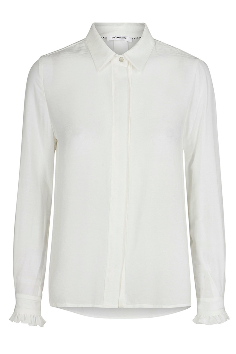 CO'COUTURE 75767  NEW FLORENCE SHIRT OFF WHITE