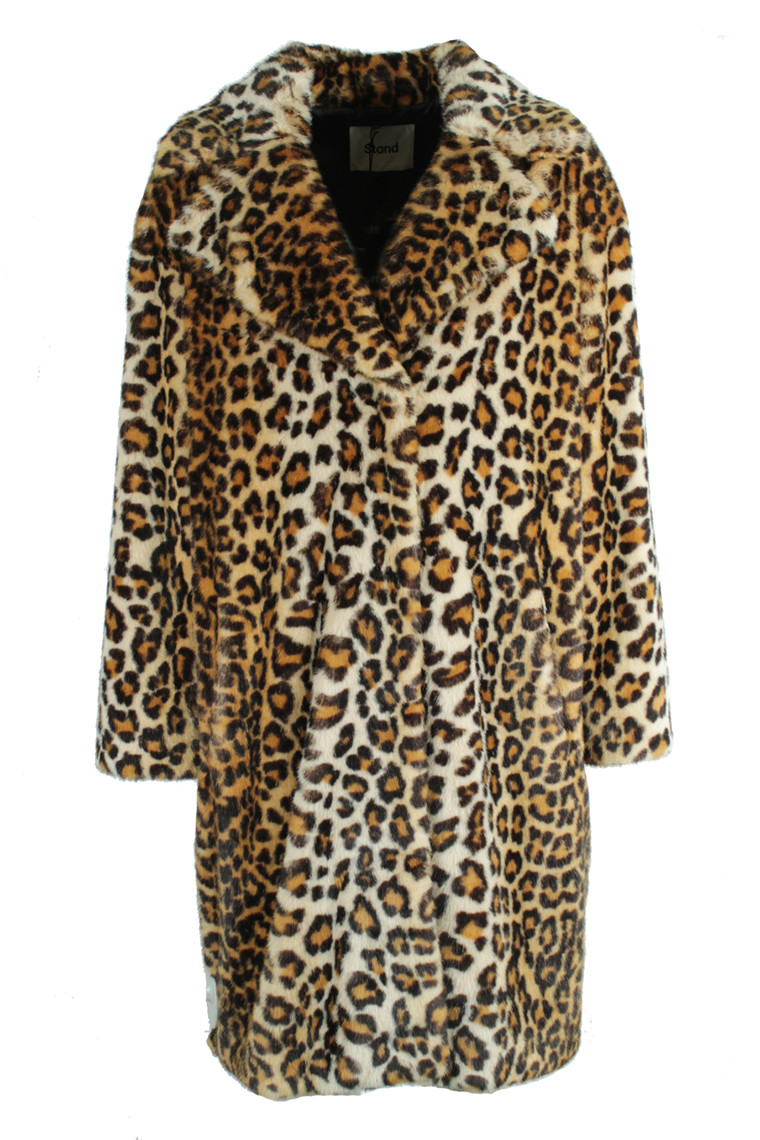 STAND 60520-8990 CAMILLE COOCON COAT LEO