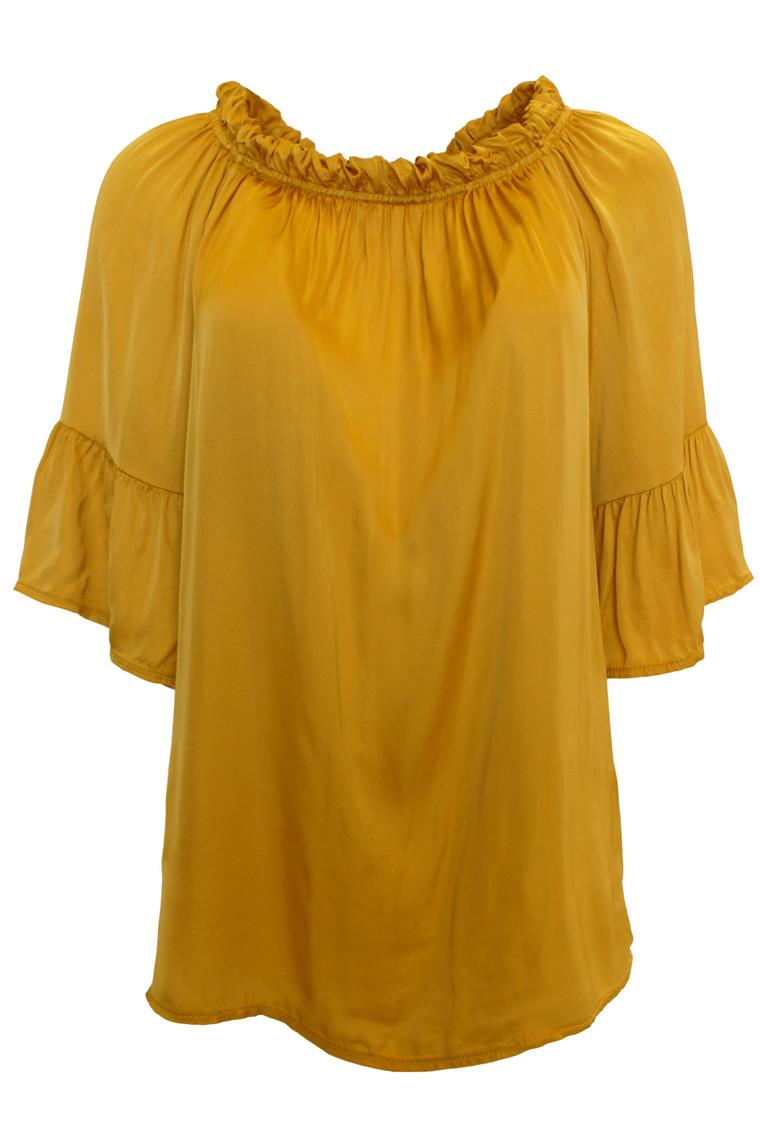 2-BIZ CAMERON Honey yellow