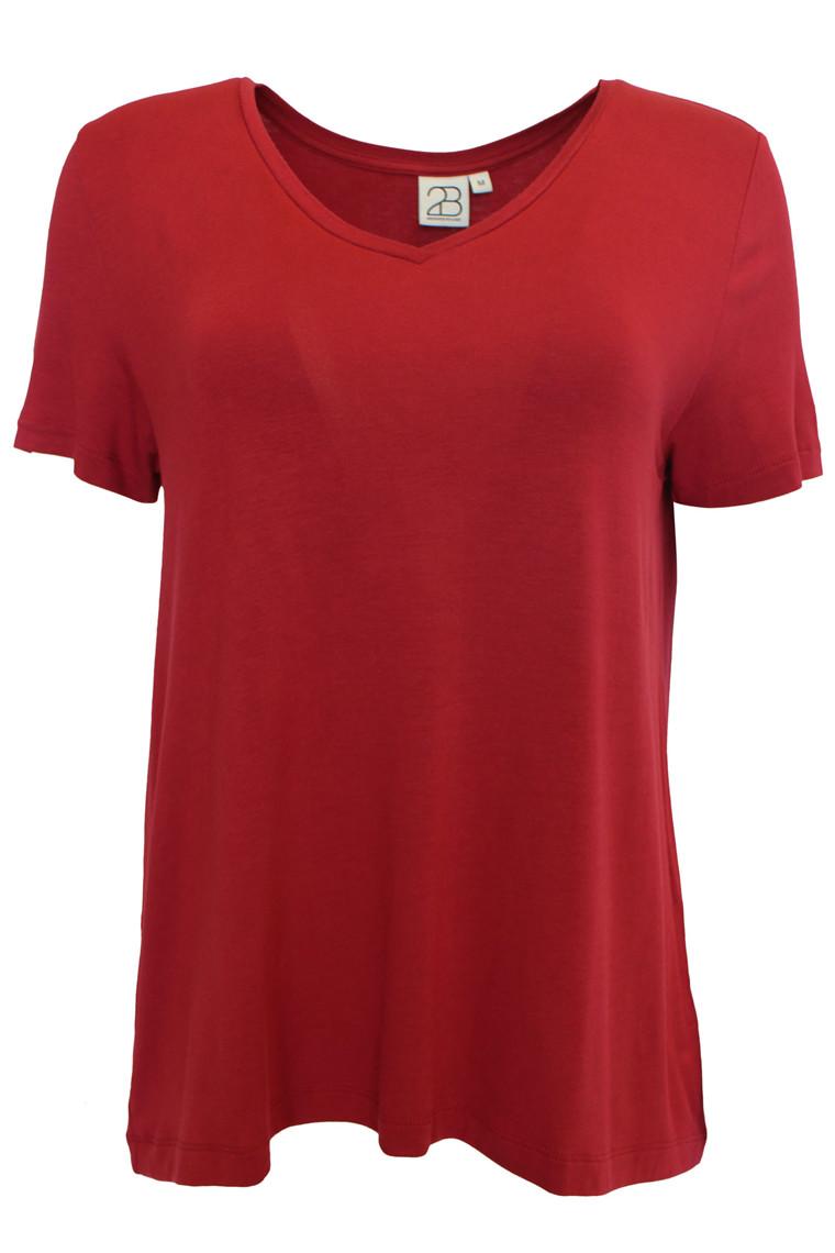 2-BIZ GIGI Scarlet Red
