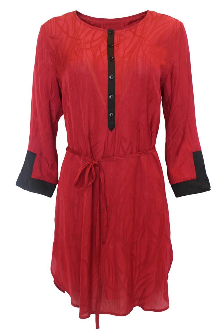 2-BIZ TESSA Scarlet Red
