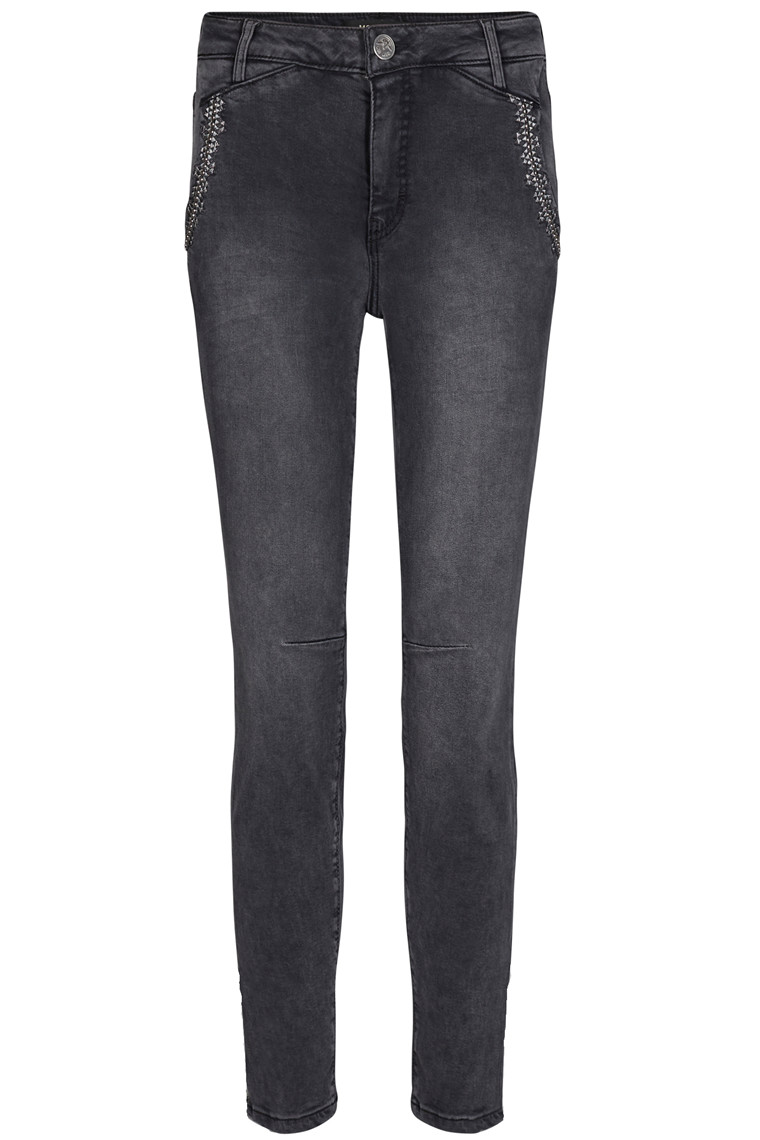 MOS MOSH ETTA INCA LONG 123981 GRÅ DENIM