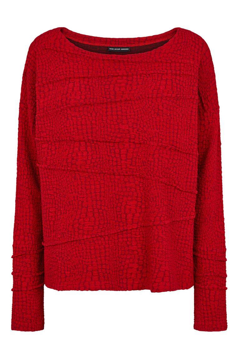 TRINE KRYGER SIMONSEN 185540 Red