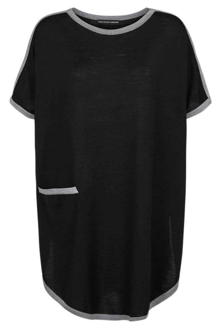 TRINE KRYGER SIMONSEN 185700 black/grey