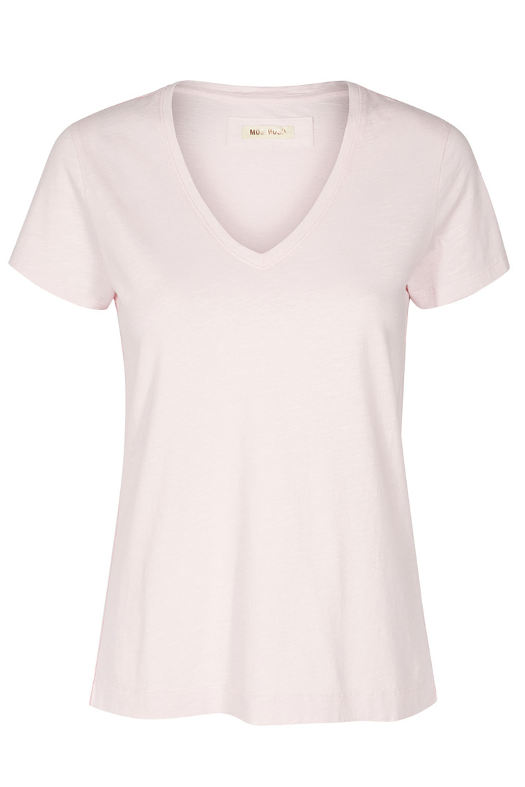 MOS MOSH ARDEN V-NECK 123270 SOFT ROSE