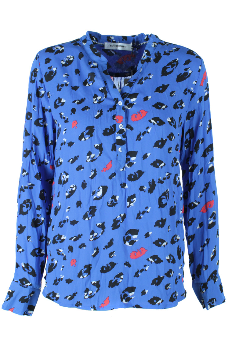CO'COUTURE COCO WILD ANIMAL 75920 BLÅ