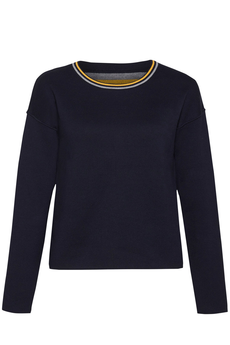 TOMMY HILFIGER PHEBE C-NK 25460 Navy