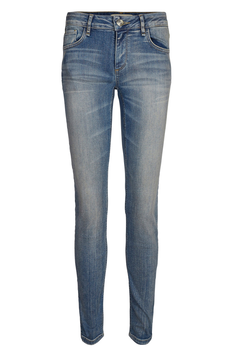 MOS MOSH SUMNER IDA LONG 127060 BLÅ DENIM