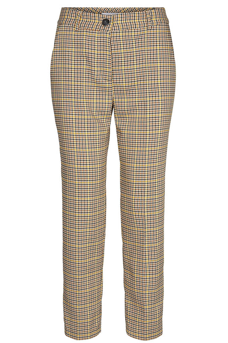 CO'COUTURE DEAN CHECK BOY 71508 Yellow