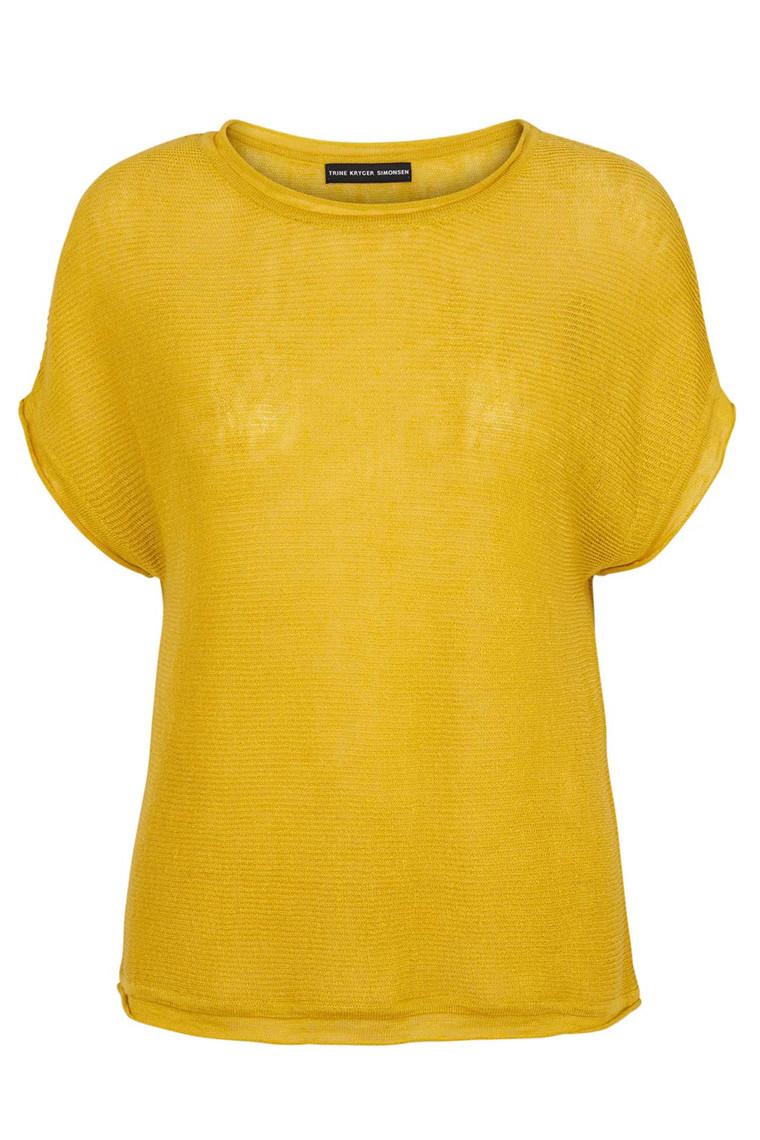 TRINE KRYGER SIMONSEN 1907022 ALMA Yellow