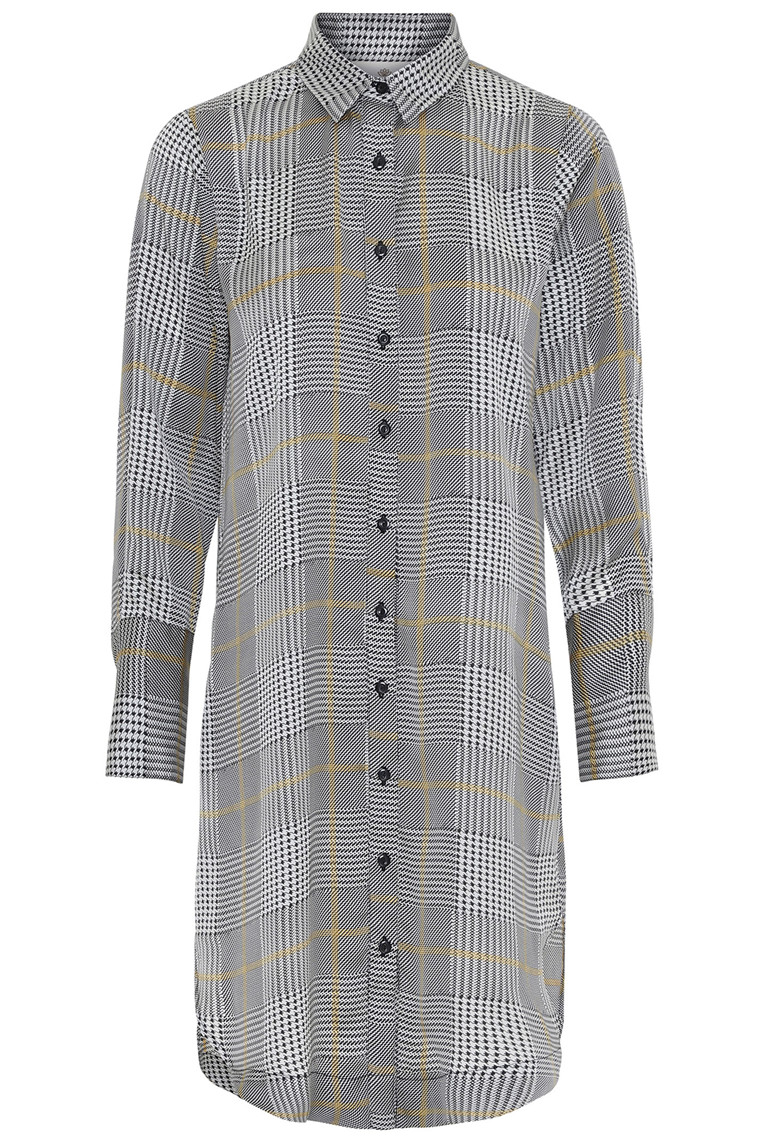 KARMAMIA STEREO SHIRT DRESS TERNET