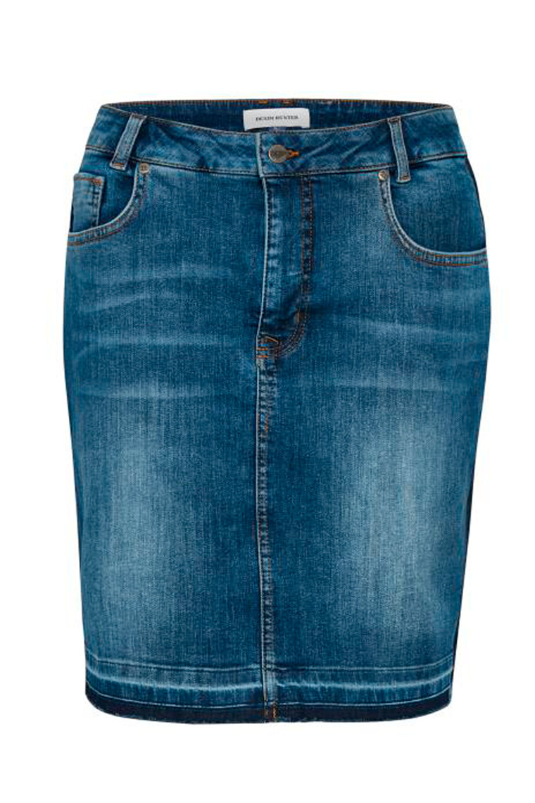 DENIM HUNTER LILO 10702095 BLÅ DENIM