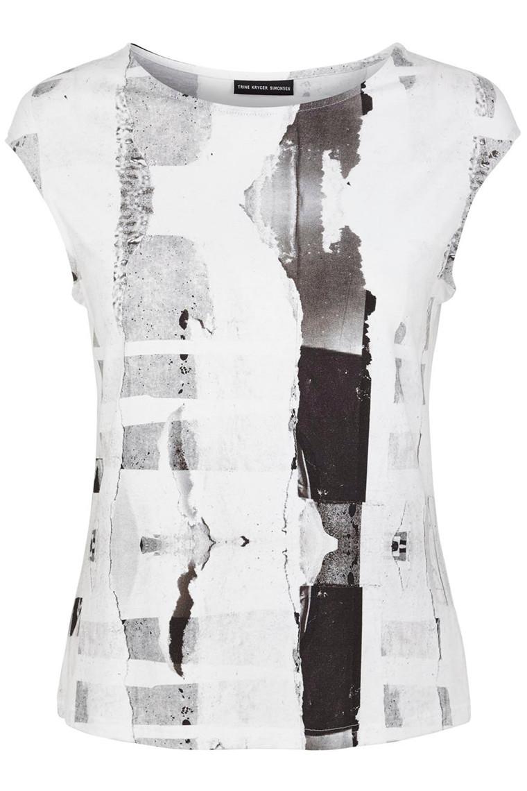 TRINE KRYGER SIMONSEN 1900010 White