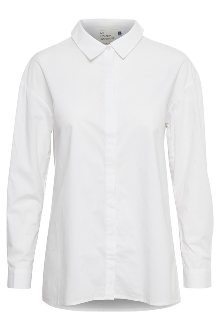 DENIM HUNTER 10702539 THE SHIRT Optical White