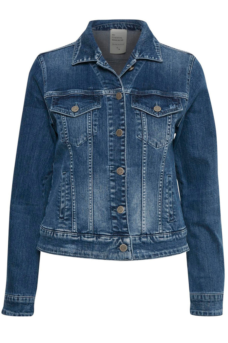 DENIM HUNTER THE DENIM JACKET 10702546 USED WASH