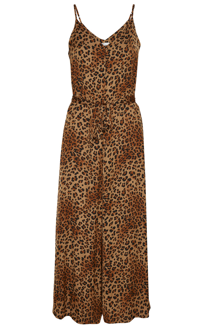 GESTUZ JANEGZ 10903367 Leopard Print, brown.