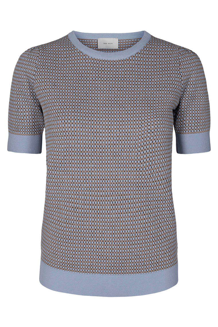 NEO NOIR MADISON KNIT 150864 Light Blue