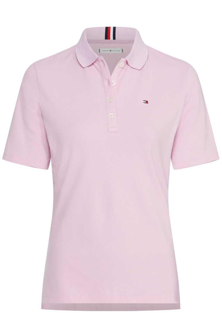 TOMMY HILFIGER TH ESSENTIAL REGULAR 25273 MØRK ROSE
