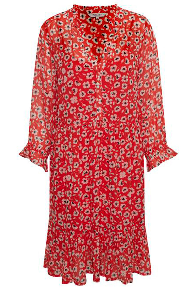 PART TWO 30304322 Flower Print Red