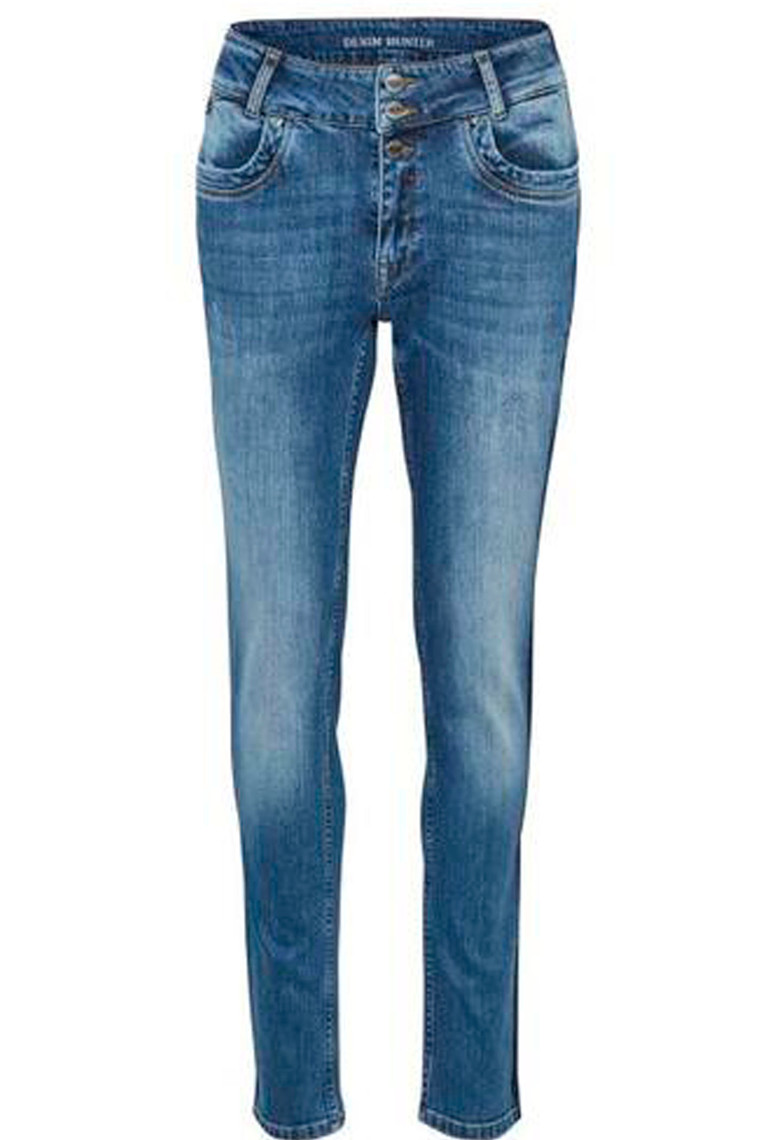 DENIM HUNTER Almo curved 10702428 Medium Wash