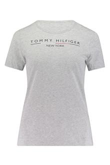 TOMMY HILFIGER CHRISTA C-NK 25603 GRÅ