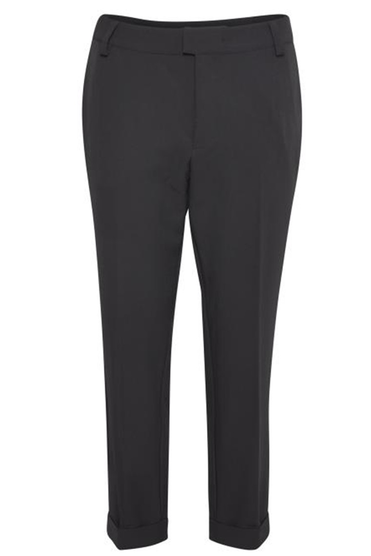 DENIM HUNTER 10702926 THE BLACK PANT Black